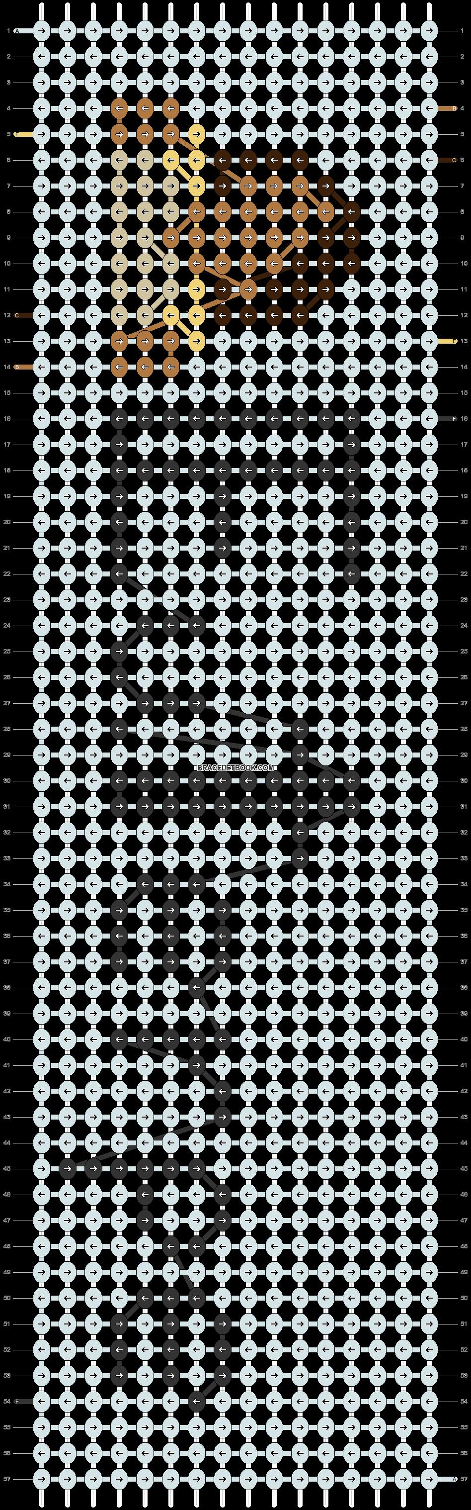 Alpha pattern #98681 pattern