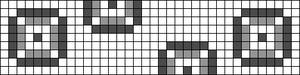 Alpha pattern #98735