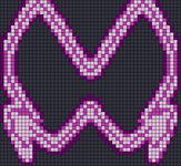 Alpha pattern #98753