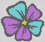 Alpha pattern #98757