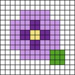 Alpha pattern #98770