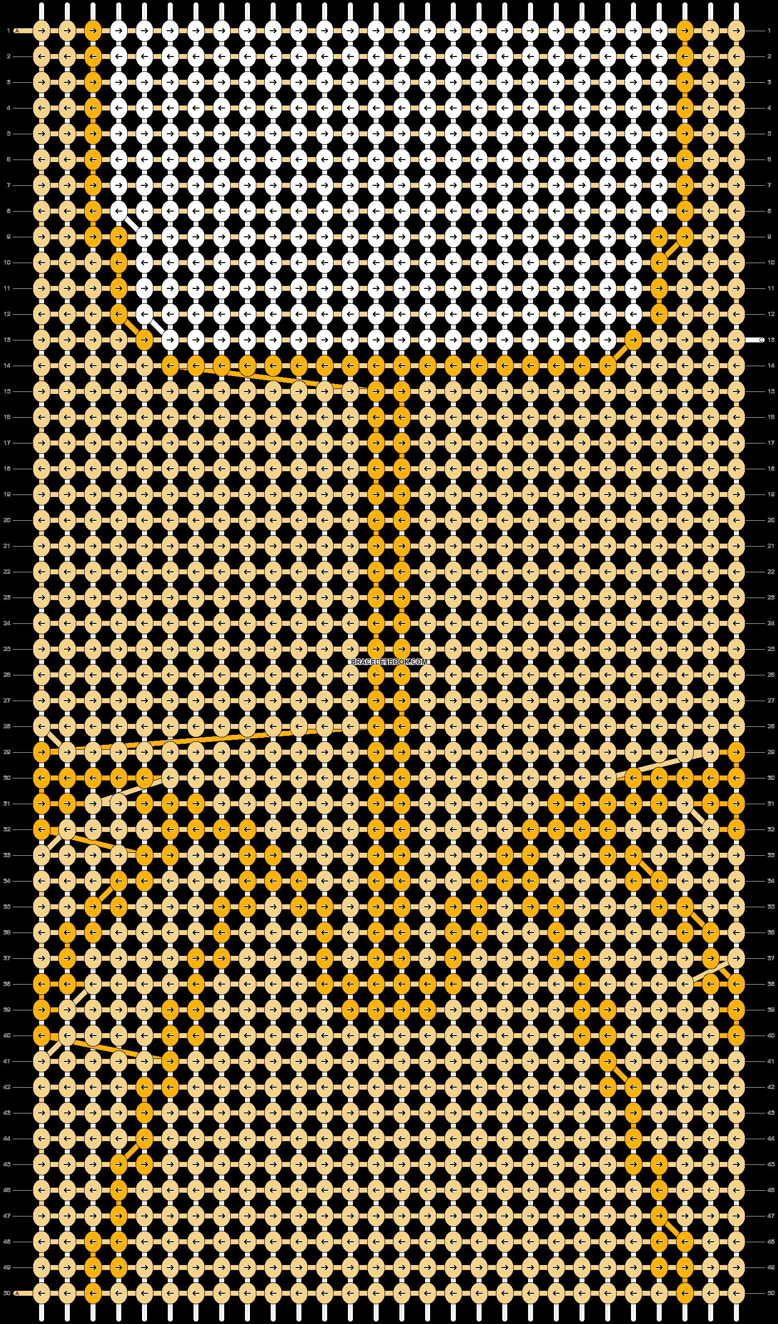 Alpha pattern #98772 pattern