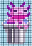 Alpha pattern #98792