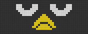 Alpha pattern #98804