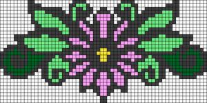 Alpha pattern #98811