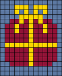 Alpha pattern #98842