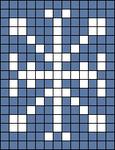 Alpha pattern #98843