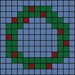 Alpha pattern #98849