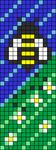 Alpha pattern #98852