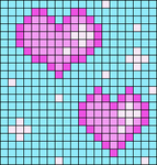 Alpha pattern #98858