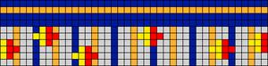Alpha pattern #98873