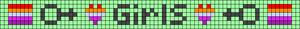 Alpha pattern #98881