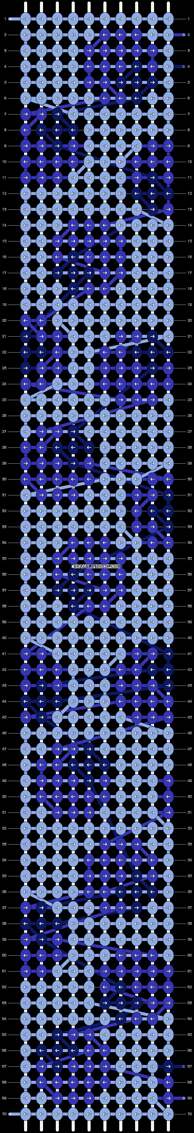 Alpha pattern #98897 pattern