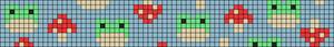 Alpha pattern #98898