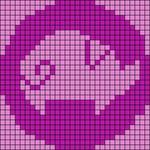 Alpha pattern #98900
