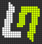 Alpha pattern #98906
