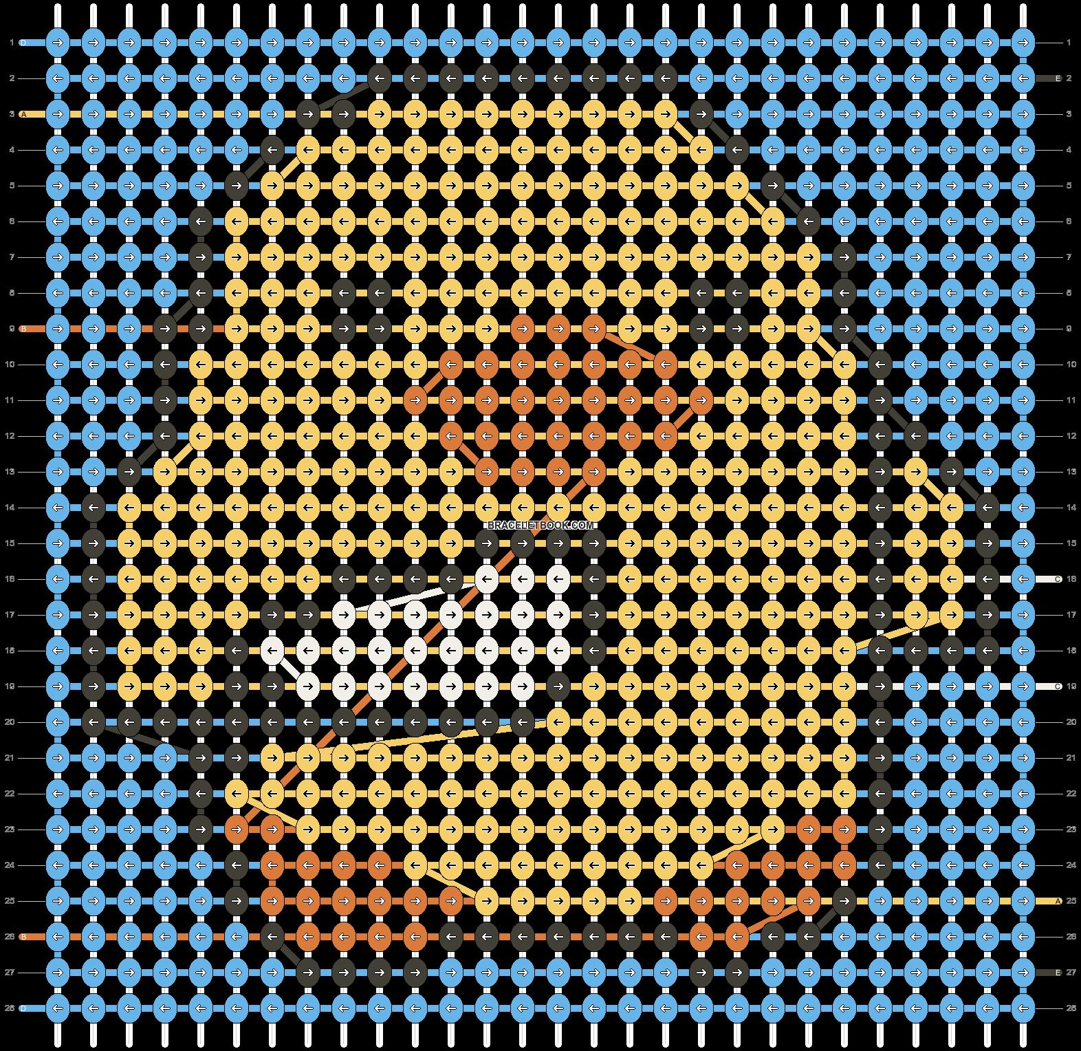 Alpha pattern #98918 pattern