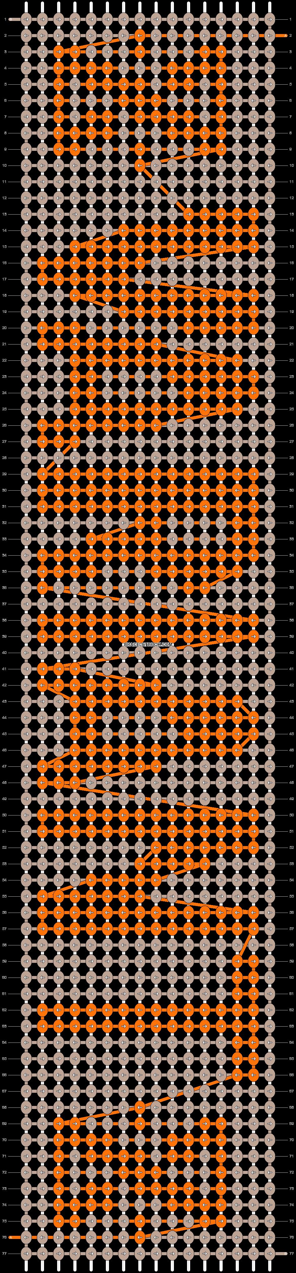 Alpha pattern #98922 pattern