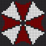 Alpha pattern #98923