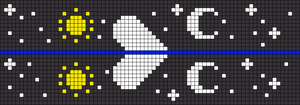 Alpha pattern #98925
