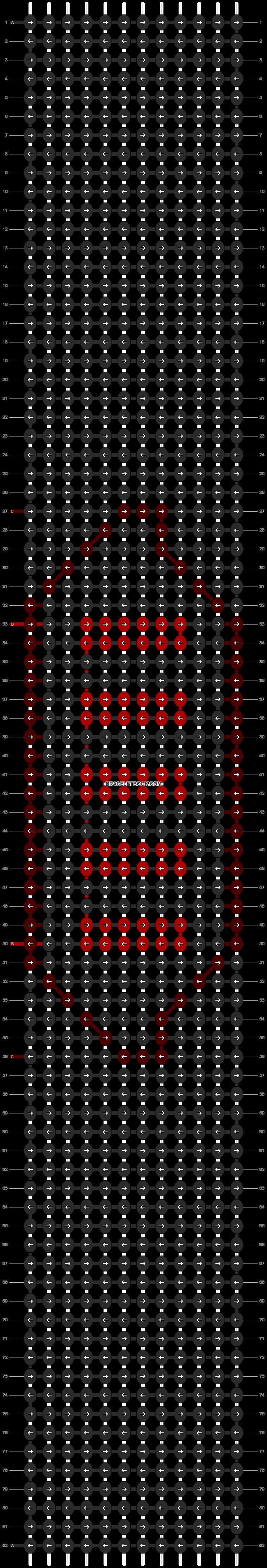 Alpha pattern #98941 pattern
