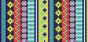 Alpha pattern #98946