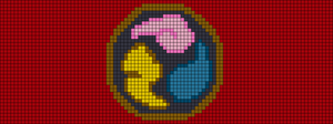 Alpha pattern #98957
