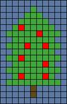 Alpha pattern #98963