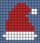Alpha pattern #98965
