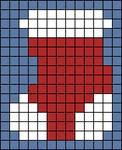 Alpha pattern #98966