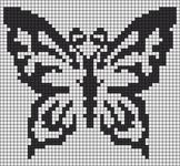 Alpha pattern #98972