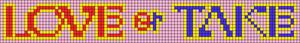 Alpha pattern #99002