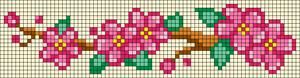 Alpha pattern #99018