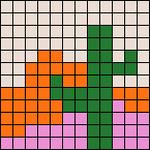 Alpha pattern #99024