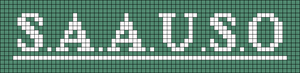 Alpha pattern #99103