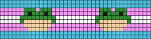 Alpha pattern #99108