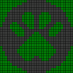 Alpha pattern #99118