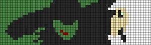 Alpha pattern #99120