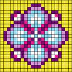 Alpha pattern #99122