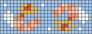 Alpha pattern #99123