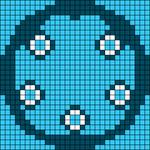 Alpha pattern #99137