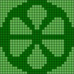Alpha pattern #99140