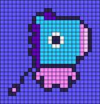 Alpha pattern #99147
