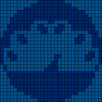 Alpha pattern #99158