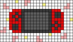 Alpha pattern #99159