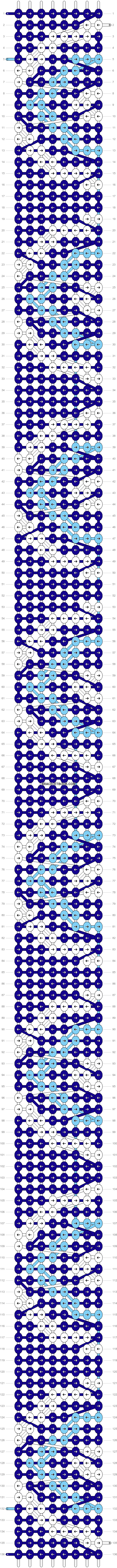 Alpha pattern #99168 pattern