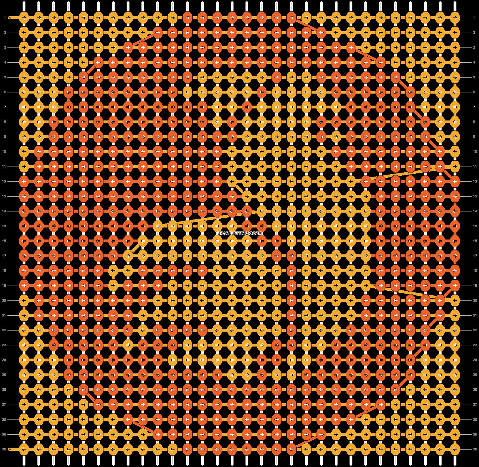 Alpha pattern #99169 pattern