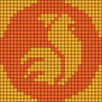 Alpha pattern #99169