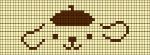 Alpha pattern #99178