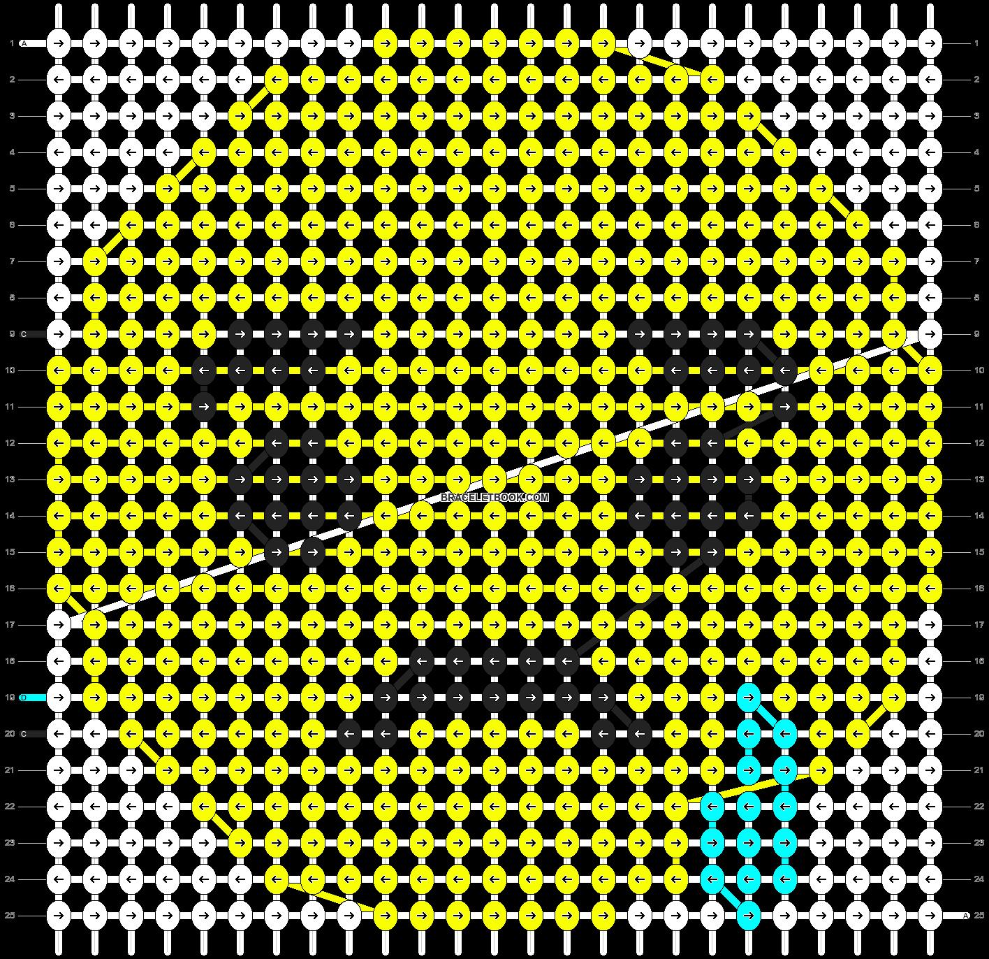 Alpha pattern #99179 pattern
